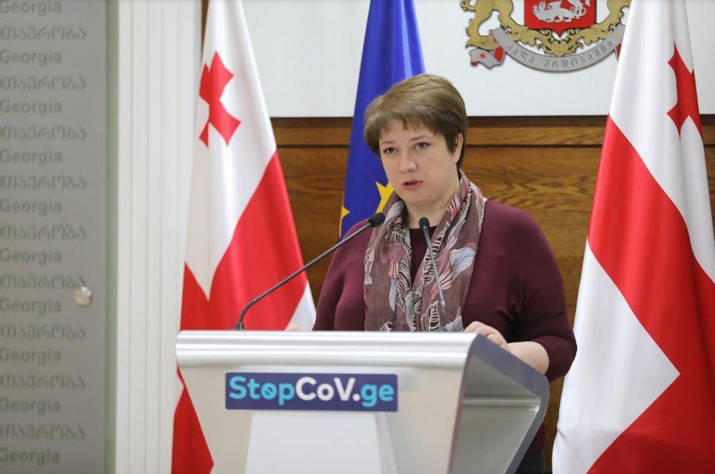 Майя Цкитишвили - Мы пока не приняли конкретных решений по поводу новых ограничений