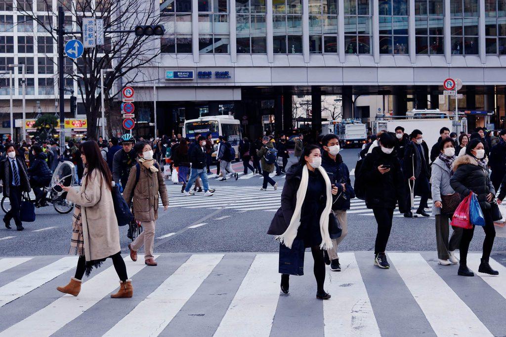 """იაპონიაში ბოლო 24 საათის განმავლობაში """"კოვიდ-19""""-ის 3 000-ზე მეტი ახალი შემთხვევა დაფიქსირდა"""