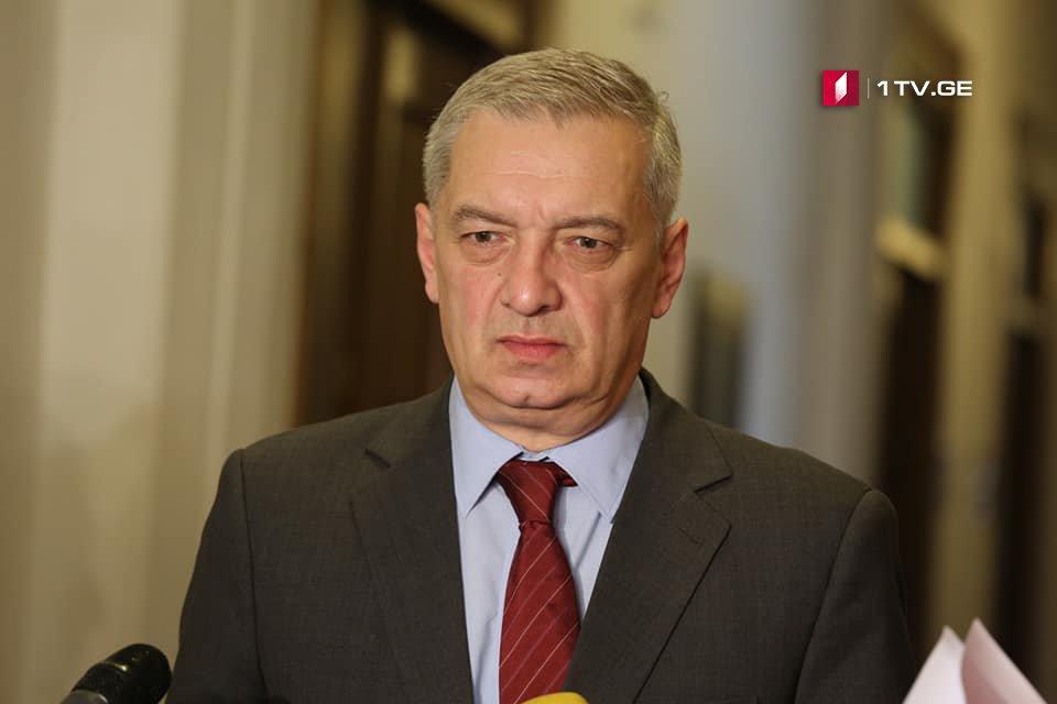გია ვოლსკი - ქვეყნის ცხოვრებაში არსებობს პრინციპული მომენტები, როცა პრემიერ-მინისტრი მოწოდების სიმაღლეზე უნდა იყოს, რაც გიორგი გახარიამ ვერ გააკეთა