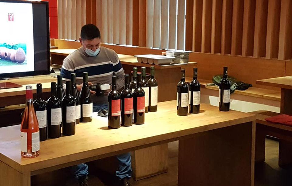 მიუნხენში ქართული ღვინის დეგუსტაცია გაიმართა