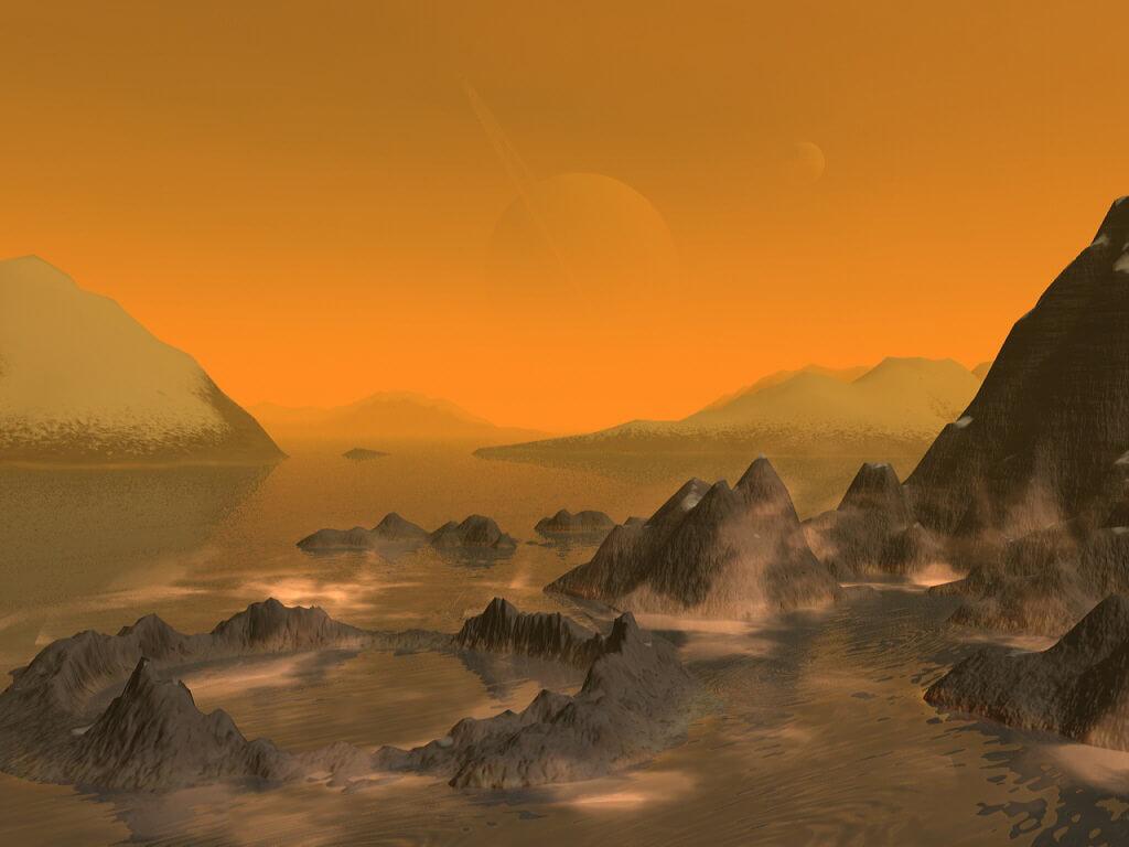ოთხი ყველაზე იმედისმომცემი ადგილი მზის სისტემაში არამიწიერი სიცოცხლისათვის — #1tvმეცნიერება