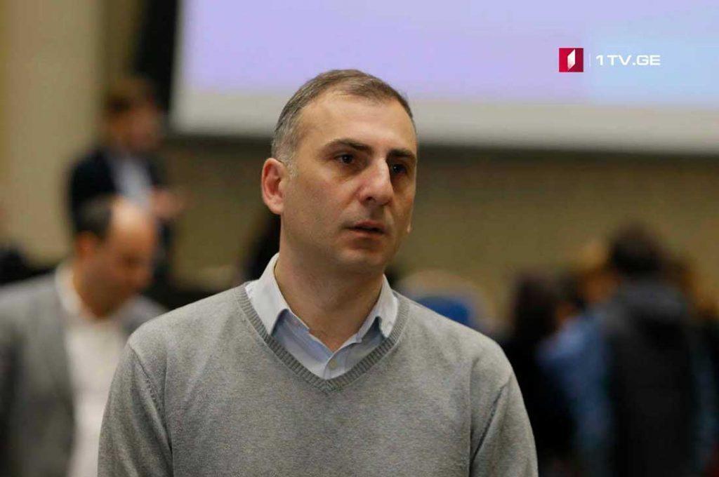 Алеко Элисашвили    - протест кæнæм æмæ нæ фидауæм, цæмæй  нын æвзæрстытæ адавдтой уыйимæ