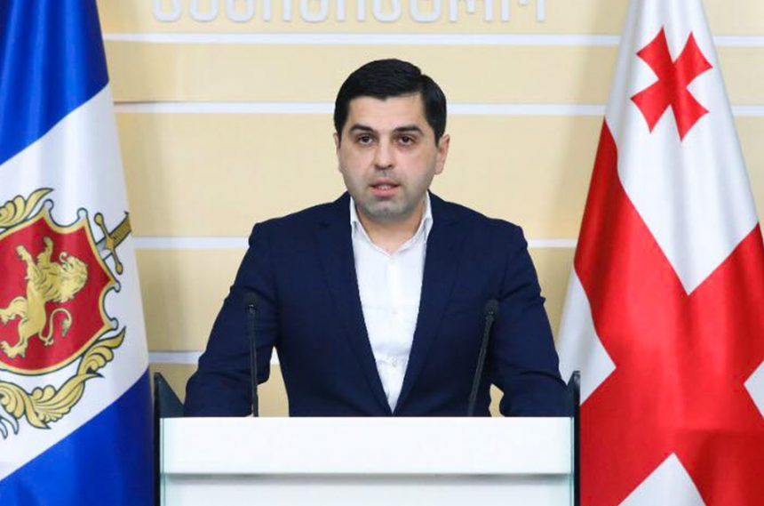 Kakhaber Sabanadze: When there is immediate threat to life or health of police officer or member of society, police officer has the legal right to apply special measures without warning