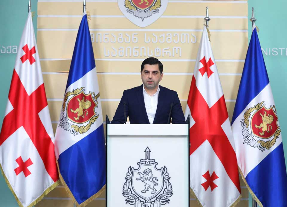 Deputy Minister of MIA: Water cannons were used against those protestants who exercised violence against police officers, attempted to break into CEC building