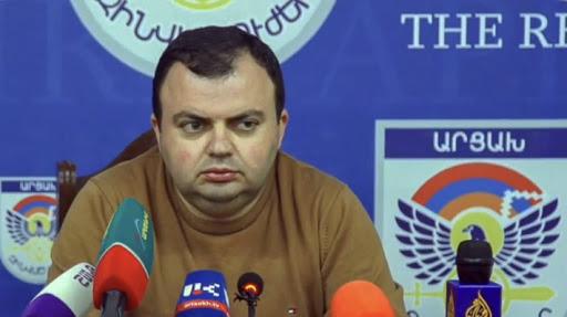 Ваграм Погосян - Азербайджанские силы находятся на подступах к Степанакерту