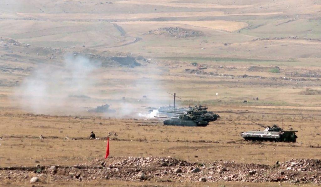 Что написано в соглашении о прекращении огня, подписанном между лидерами Армении, Азербайджана и России в Нагорном Карабахе