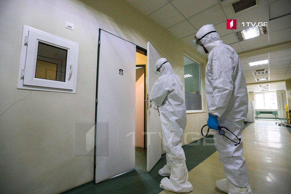 В Грузии от коронавируса умерли 34 пациента