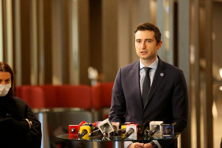 კახა კუჭავა - ის ფაქტი, რომ რუსეთის ე.წ. სამშვიდობო ძალები დგებიან ყარაბაღში, არ შეიძლება მშვიდობის გარანტი იყოს