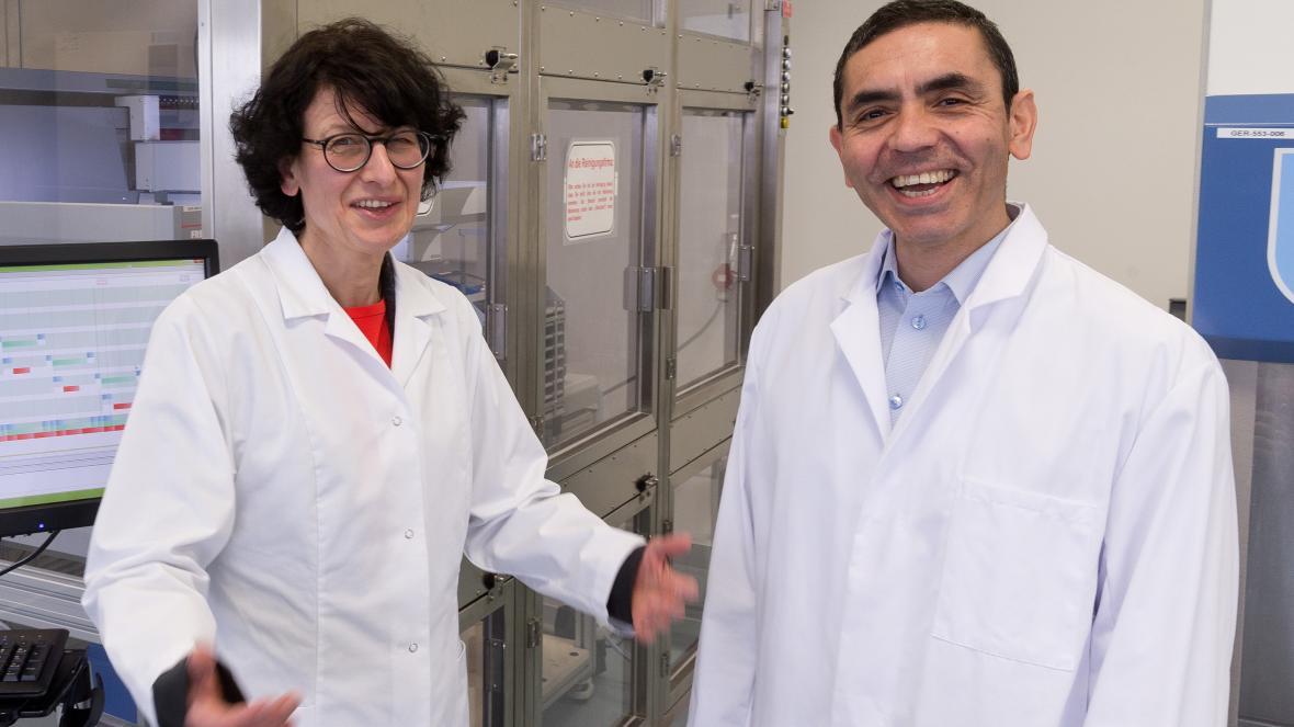 ადამიანები, რომლებმაც COVID-19-ის პირველი წარმატებული ვაქცინა შექმნეს — თურქული წარმოშობის ცოლ-ქმრის საოცარი გერმანული ამბავი #1tvმეცნიერება