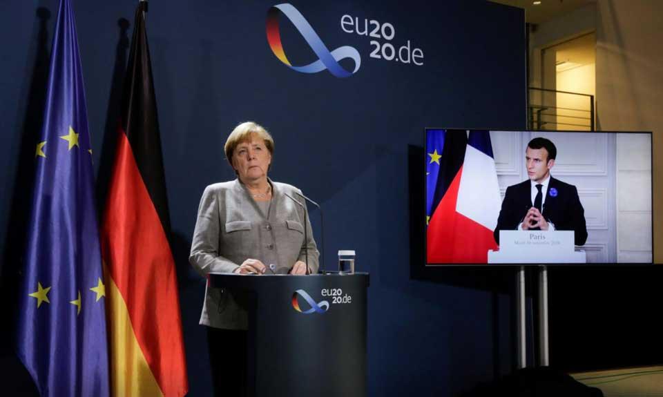 Անգելա Մերկելը հայտարարում է, որ հաշվի առնելով վերջին ժամանակների ահաբեկչական հարձակումները, Եվրոպայի համար անհրաժեշտ է բարեփոխել Շենգենի գոտու սահմանային վերահսկողությունը