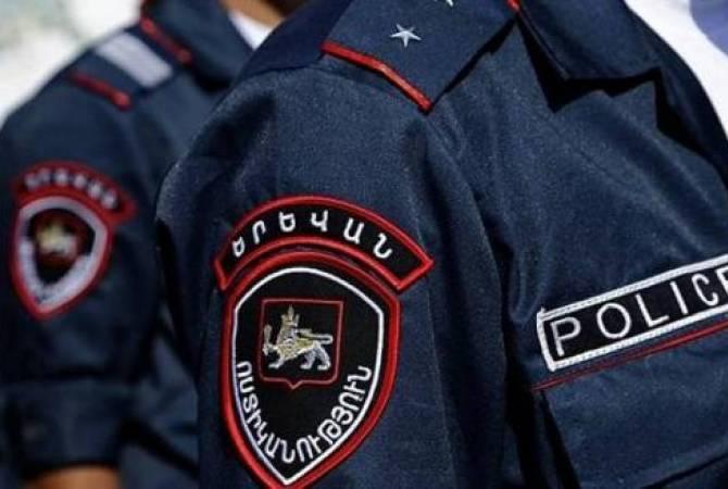 ერევანში მიმდინარე აქციაზე 129 ადამიანი დააკავეს