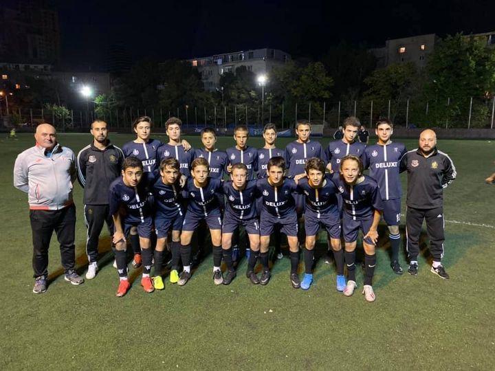 #სახლისკენ - თბილისის 35-ე სკოლა-ქართული ფეხბურთის მომავლისთვის
