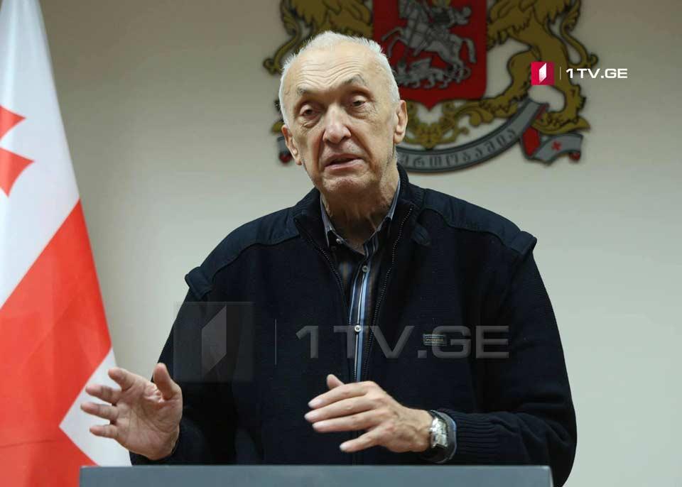 Tengiz Tsertsvadze hospitalized