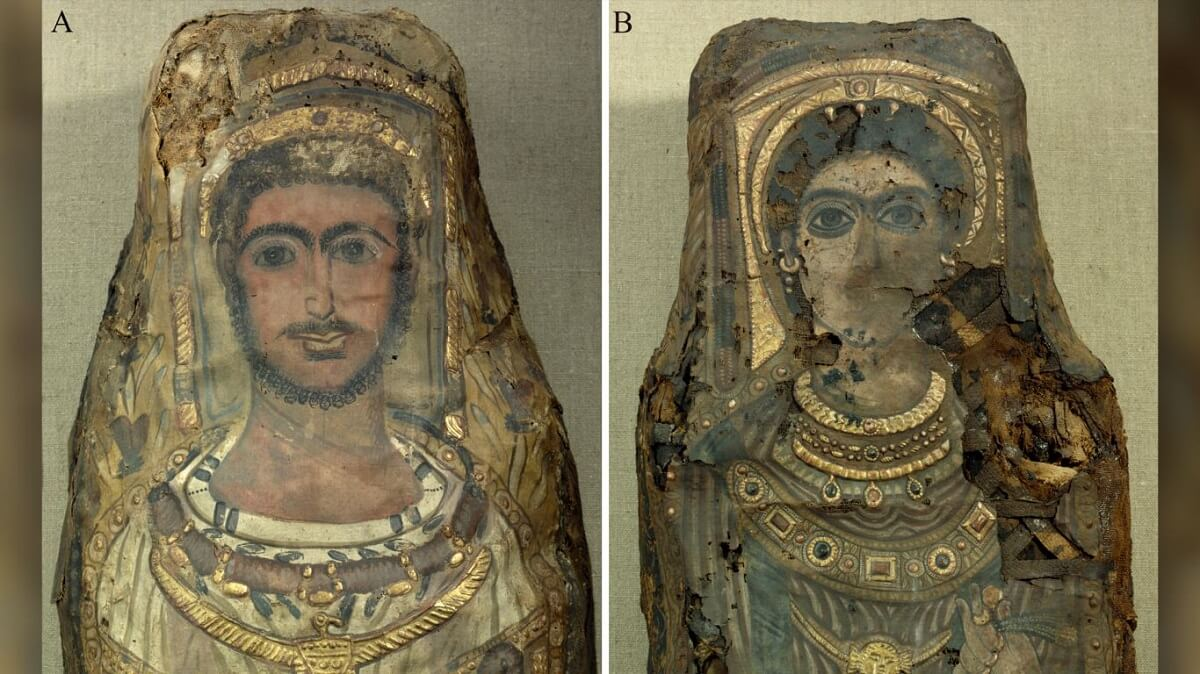 არქეოლოგებმა 1615 წელს ეგვიპტეში აღმოჩენილი მუმიები კომპიუტერული ტომოგრაფიით შეისწავლეს — #1tvმეცნიერება