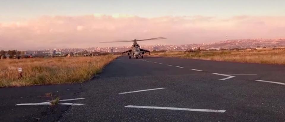 Երևանում հայտարարում են, որ Հայաստանը և Լեռնային Ղարաբաղը հայտարարվել են թռիչքային գոտի