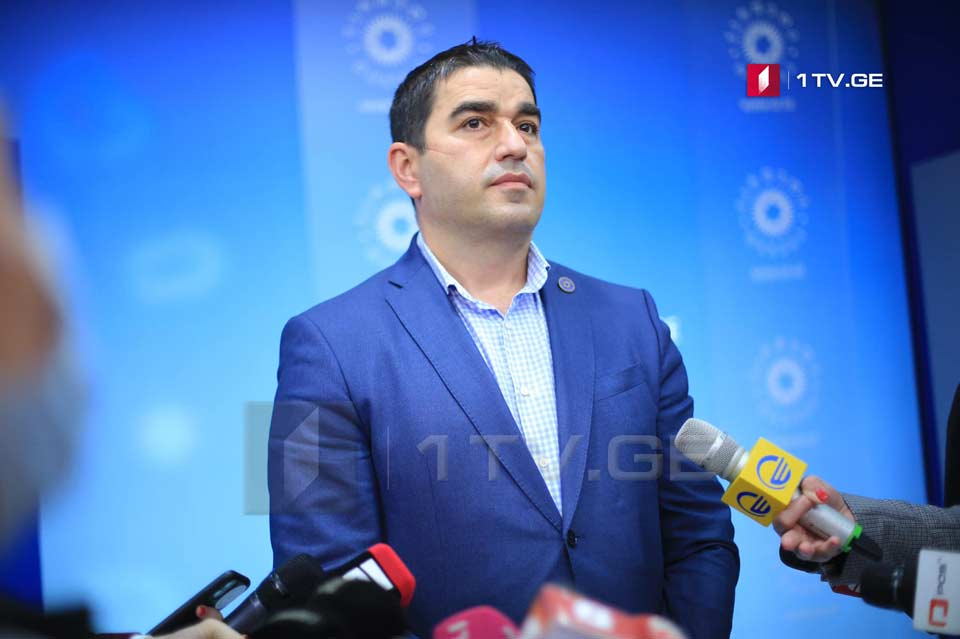 Shalva Papuashvili: Opponents should determine their position whether they are ready for dialogue