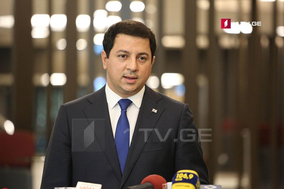 Archil Talakvadze: Our position is to jointly review all issues raised by opposition