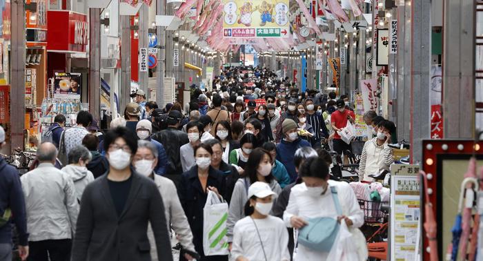 იაპონიაში კორონავირუსის რეკორდული დღიური მაჩვენებელი - 1 660 შემთხვევა დაფიქსირდა