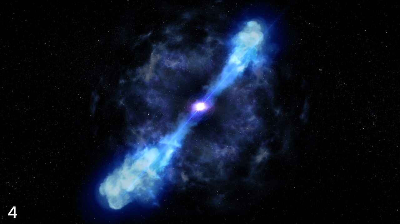 დაფიქსირებულია უჩვეულოდ კაშკაშა კილონოვა, უიშვიათესი ფენომენი, რომელსაც ორი ნეიტრონული ვარსკვლავის შეჯახება იწვევს — #1tvმეცნიერება