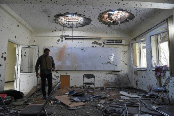 """""""ალ ჯაზირას"""" ინფორმაციით, ავღანეთში, ქაბულის უნივერსიტეტზე მომხდარ თავდასხმაზე პასუხისმგებელი პირი დააკავეს"""