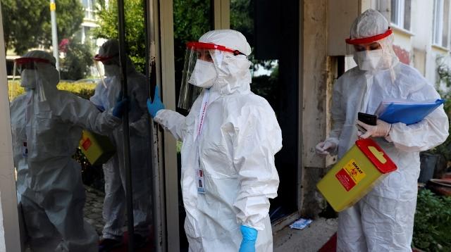 Türkiyədə koronavirusun 3 116 yeni halı aşkar edildi