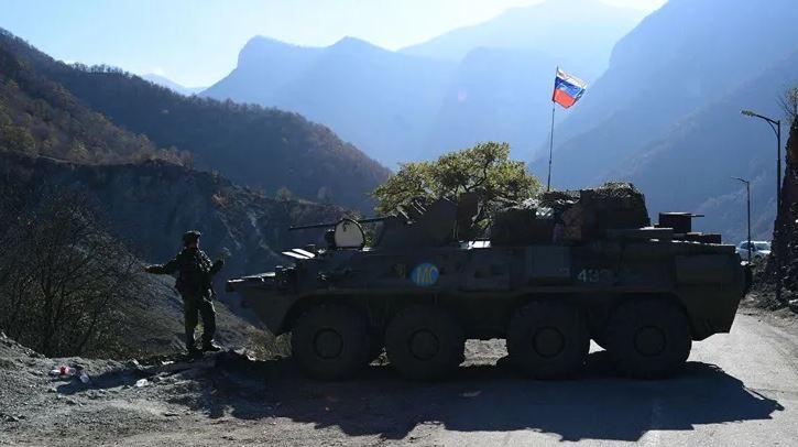 რუსეთის თავდაცვის სამინისტრომ მთიანი ყარაბაღის ტერიტორიაზე ჰუმანიტარული რეაგირების ცენტრის ფორმირება დაიწყო