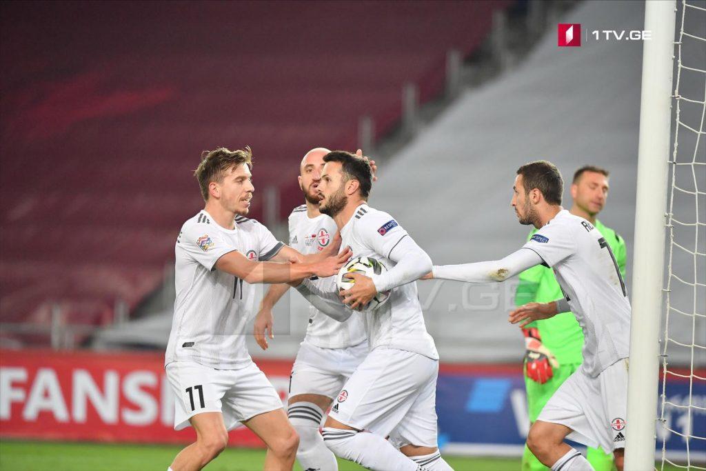 Armenia defeats Georgia (PHOTO/VIDEO)