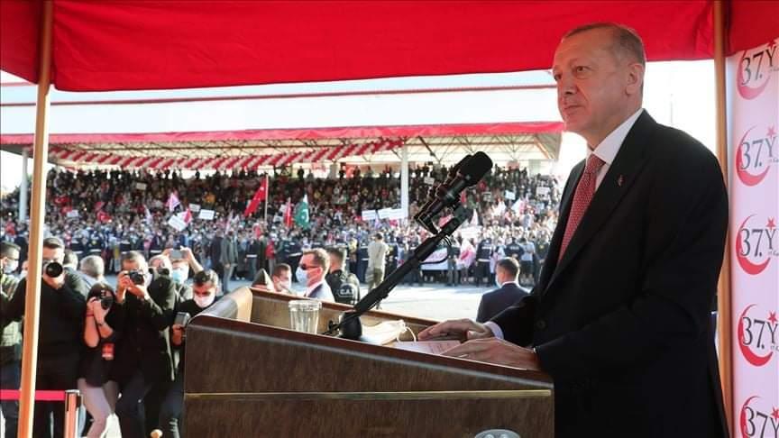 რეჯეფ თაიფ ერდოღანი - კვიპროსის საკითხი ორი სახელმწიფოს პრინციპით უნდა გადაწყდეს