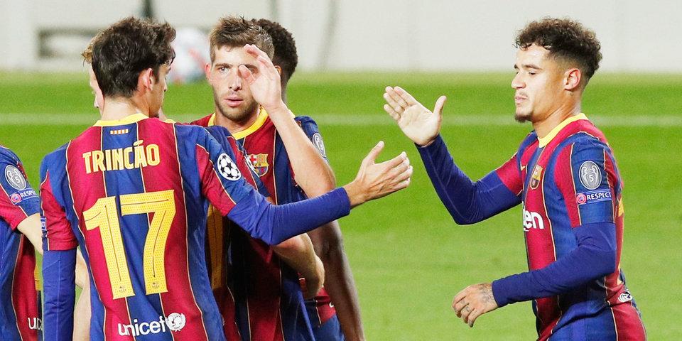 """""""ბარსელონა"""" XXI საუკუნეში ესპანეთის საუკეთესო გუნდია"""
