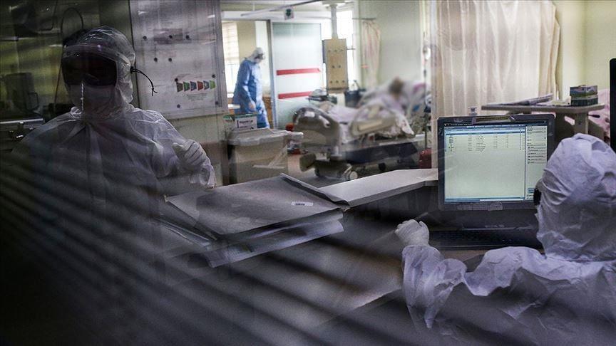 Türkiyədə son bir gün ərzində koronavirusun 3 223 yeni halı aşkar edildi, 89 pasiyent vəfat etdi