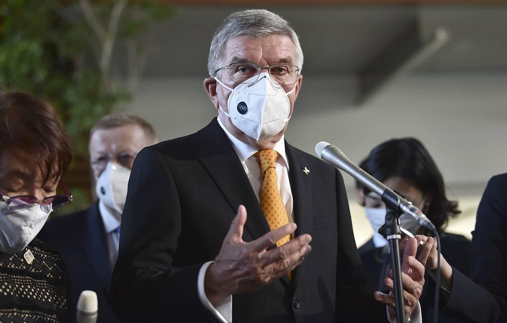 იაპონიის პრემიერ-მინისტრი და სოკ-ის პრეზიდენტი დარწმუნებულნი არიან, რომ ოლიმპიადა დათქმულ ვადებში გაიმართება