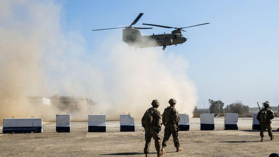 """""""ბიბისი"""" - დონალდ ტრამპი ავღანეთში ამერიკული სამხედრო კონტინგენტის განახევრებას გეგმავს"""