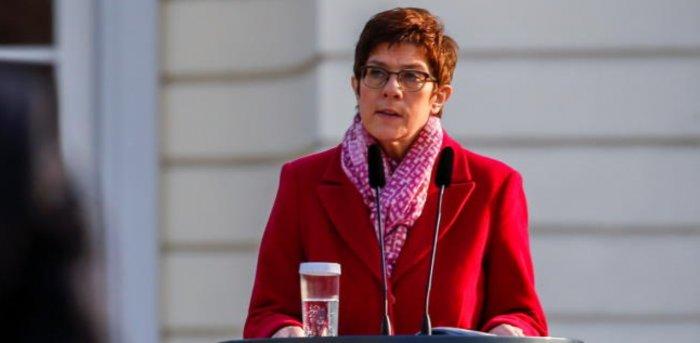 გერმანიის თავდაცვის მინისტრი - ევროპა აშშ-ის და ნატო-ს გარეშე უსაფრთხოების დაცვას ვერ შეძლებს