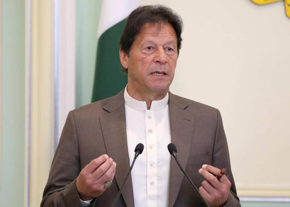 პაკისტანის პრემიერ-მინისტრი იმრან ხანი ქაბულში ჩავიდა