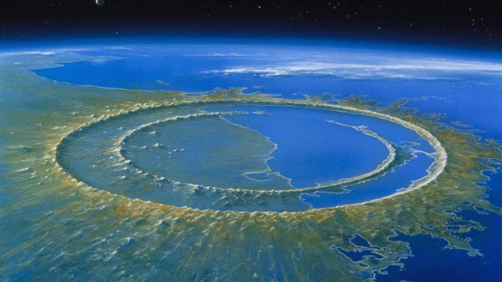 დინოზავრების მკვლელი კრატერის ქვეშ უძველესი მიკრობული ეკოსისტემები აღმოაჩინეს — #1tvმეცნიერება