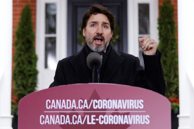 კანადის პრემიერი აცხადებს, რომ მომავალი წლის სექტემბრისთვის შესაძლოა, ქვეყნის მოსახლეობის უმრავლესობას კორონავირუსის საწინააღმდეგო ვაქცინაცია ჩატარებული ჰქონდეს