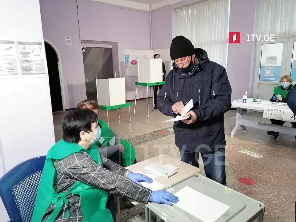 ბათუმის საარჩევნო ოლქში, 10:00 საათის მონაცემებით, 4 201-მა ამომრჩეველმა მისცა ხმა