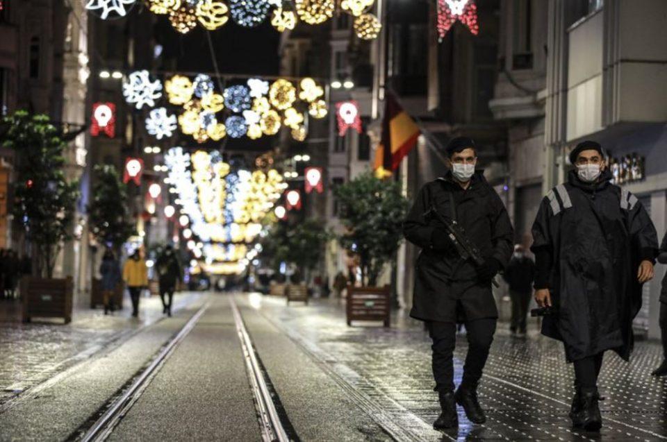 Թուրքիայում վերջին օր ու գիշերվա ընթացքում արձանագրվել է կորոնավիրուսի 6 713 դեպք, մահացել է 153 վարակված