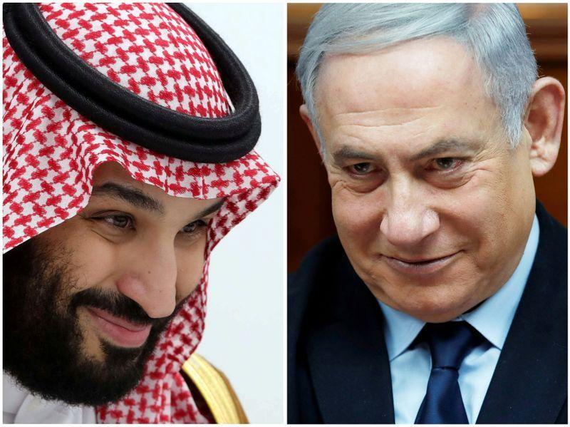 მედიის ინფორმაციით, ისრაელის პრემიერ-მინისტრი საუდის არაბეთის პრინცს შეხვდა