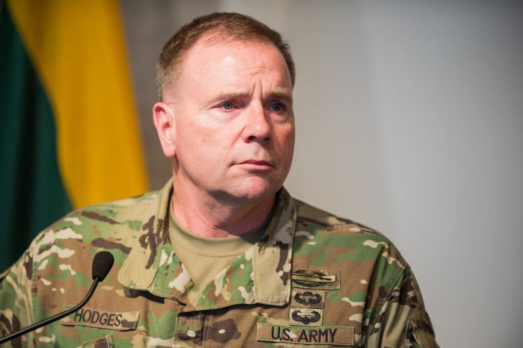 General Ben Hodges: We should extend an invitation to Georgia to immediately join Nato
