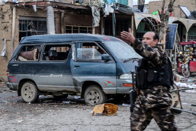 ავღანეთში, ქალაქ ბამიანის ბაზარში ორი აფეთქება მოხდა, არიან გარდაცვლილები და დაშავებულები
