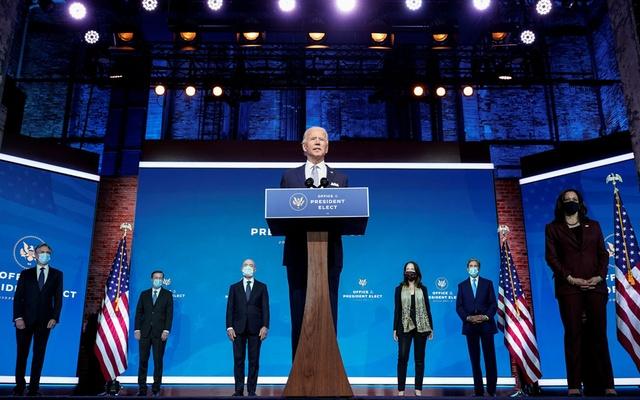 ჯო ბაიდენი აცხადებს, რომ აშშ მზად იქნება, გლობალურ არენაზე კვლავ წამყვანი როლი შეასრულოს
