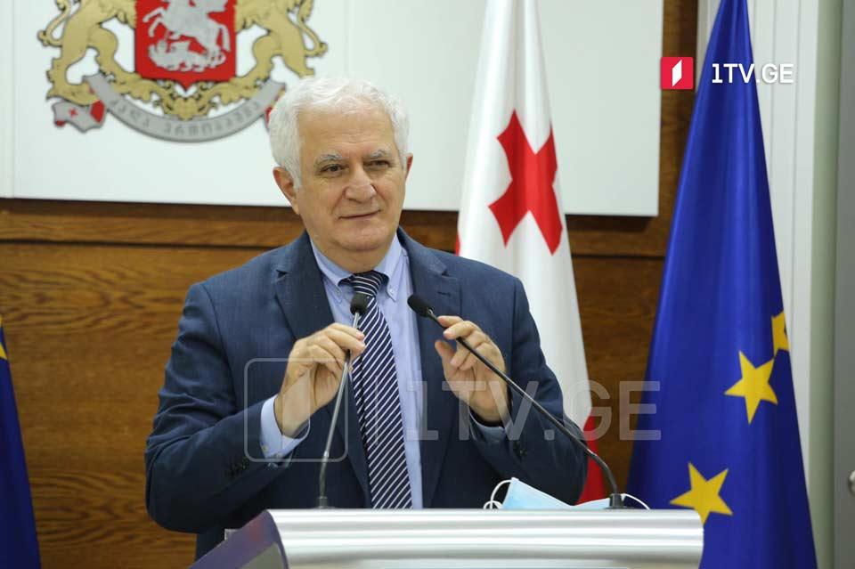 Амиран Гамкрелидзе - Обсуждается возможность ограничения общественного транспорта в больших городах