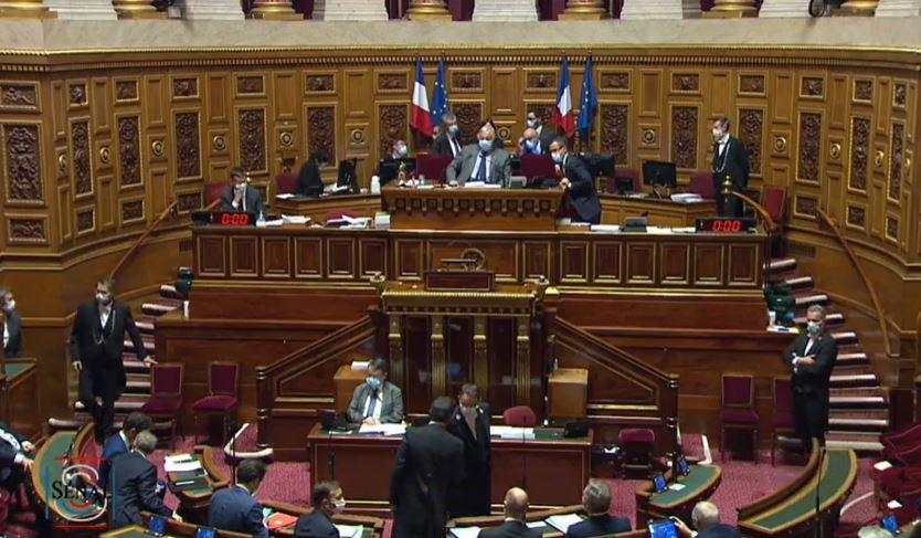 Ֆրանսիայի Սենատը ընդունեց բանաձևը, որով կառավարությանն առաջարկում է ճանաչել Լեռնային Ղարաբաղի անկախությունը