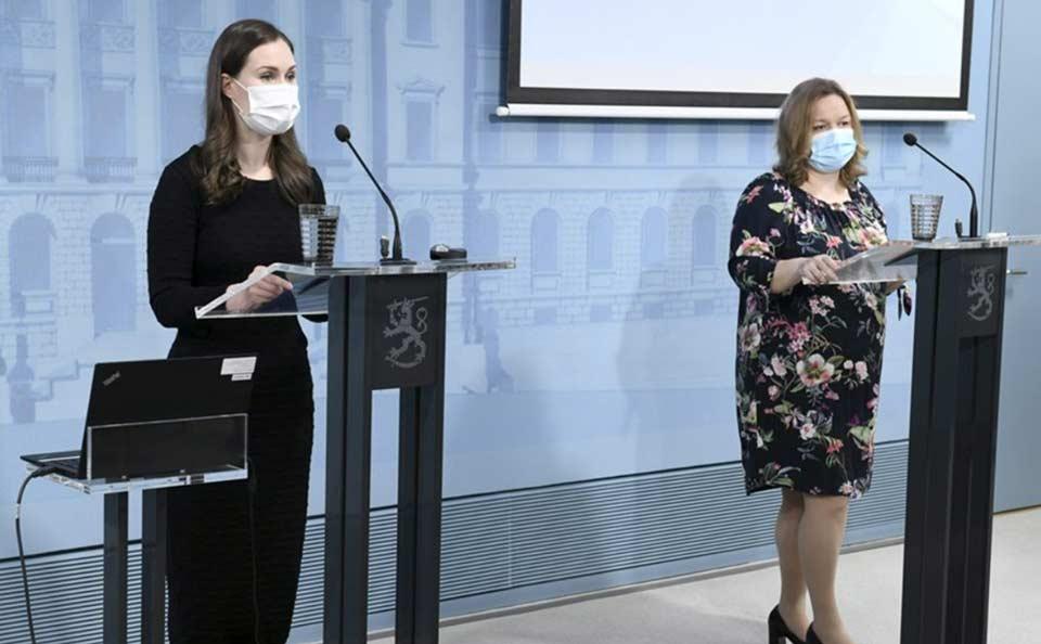 ფინეთის პრემიერ-მინისტრი - ქვეყანაში ეპიდემიოლოგიური ვითარება სწრაფად უარესდება