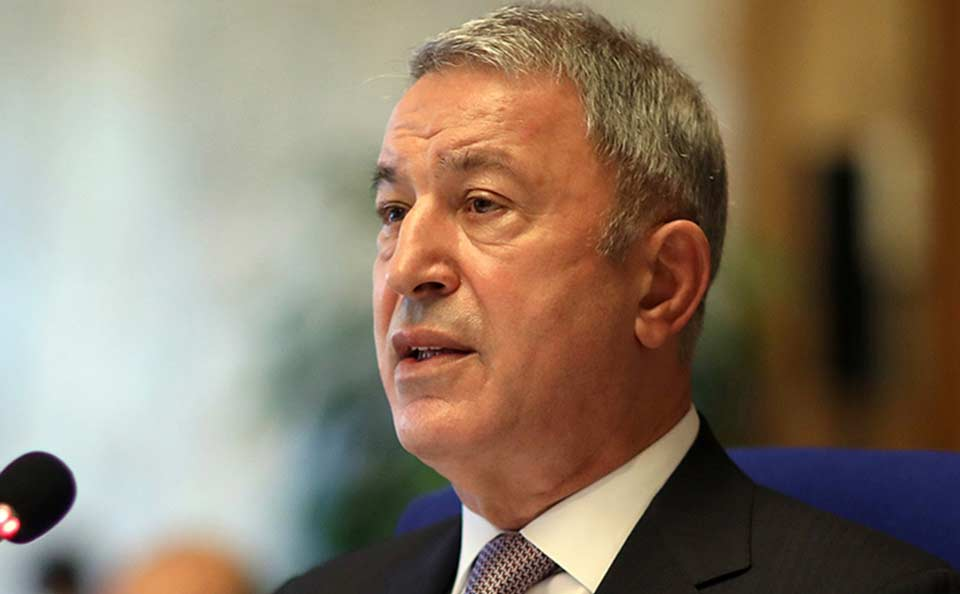 Ֆրանսիան Լեռնային Ղարաբաղի հիմնախնդրի կարգավորման փոխարեն, դարձել է այս հիմնախնդրի մաս. Թուրքիայի պաշտպանության նախարար