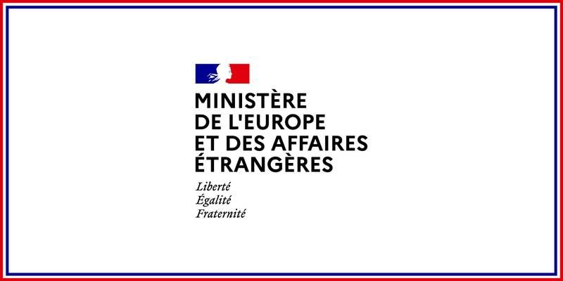 საფრანგეთის საგარეო საქმეთა სამინისტრო - საფრანგეთი მიესალმება პოლიტიკურ ძალებს შორის მიღწეულ შეთანხმებას