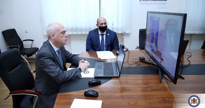 დავით ზალკალიანმა შავი ზღვის ეკონომიკური თანამშრომლობის ორგანიზაციის საგარეო საქმეთა მინისტრების 42-ე სხდომაში მიიღო მონაწილეობა
