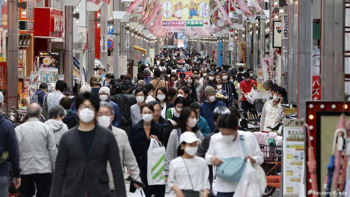 Yaponiyada son bir gün ərzində koronavirusun 2 688 halı aşkar edildi