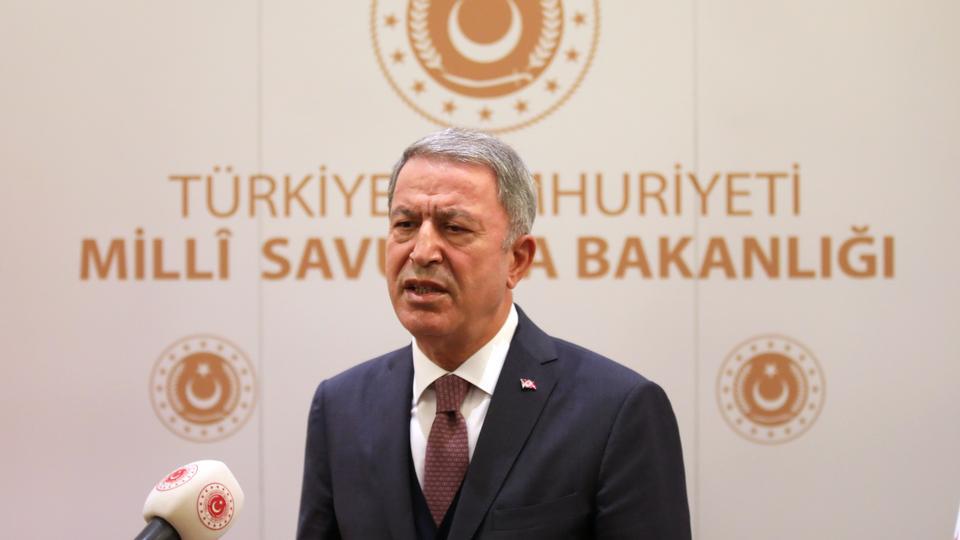 თურქეთის თავდაცვის მინისტრი - მთიან ყარაბაღში ერთობლივი ცენტრის შექმნაზე თურქეთსა და რუსეთს შორის ტექნიკური მოლაპარაკებები გეგმის მიხედვით გრძელდება